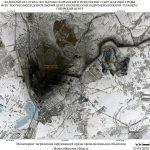 Ученые показали много чёрного снега недалеко от Бердска