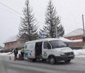 В Бердске начался аварийный ямочный ремонт дорог