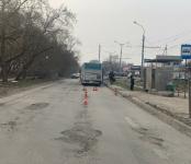 На улице Широкой в Новосибирске автобус насмерть сбил пенсионерку