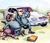 Автоподставщики из Томска пойдут под суд в Новосибирске