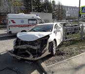ГИБДД довела статистику аварийности в Бердске за пять месяцев 2020 года