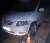 Неустановленный авто скрылся после наезда на «Мазду» в Бердске
