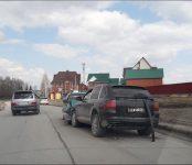 Из-за сердечного приступа устроил тройное ДТП в Бердске 75-летний водитель