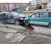 Требуются очевидцы автоаварии у погребов в Микрорайоне Бердска