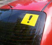 «Молодые» водители в НСО плохо «сканируют» дорожную обстановку