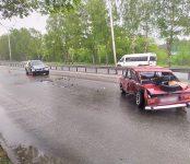 Водитель «шестёрки» без прав совершил ДТП с двумя пострадавшими на трассе Р-256