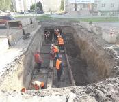 Коммунальщикам Бердска требуется «пятихатка» для устранения коммунальной аварии
