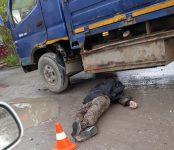 Грузовой «Фотон» насмерть задавил пешехода в Искитиме