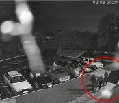 Четверо малолеток, потягивая пивко, разбили стекло у «Волги» на придомовой парковке в Бердске