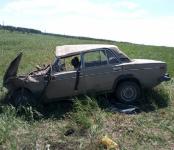 Из восьми человек в «жигулях» один человек погиб, семеро травмированы в ДТП в Черепановском районе