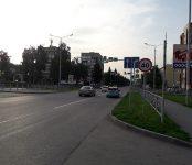 Изменённая разметка у светофора в Бердске слегка озадачила автомобилистов