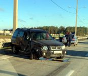 «Хондой» с подвыпившей компанией на трассе Р-256 в Бердске управлял нетрезвый водитель без прав