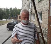 Зампред Горсовета и общественник выясняют:кто валит кучи на «военную дорогу» в Бердске?