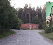 44-летнего пешехода сбил неизвестный авто в районе пансионата ветеранов труда в Бердске