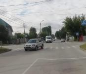 45-летнюю женщину сбил Kia Sportage на пешеходном переходе в Бердске