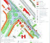 Дополнительная полоса движения появится у железнодорожного вокзала Бердска в 2022 году