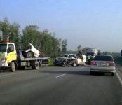 Смертельное ДТП на трассе недалеко от Бердска: двое погибли, пятеро пострадали