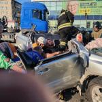 Шесть человек погибло и более полусотни ранено в ДТП в Бердске по итогам 2020-го года