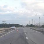 Пьяный водитель на Subaru Legacy протаранил Opel Astra на трассе в Бердске