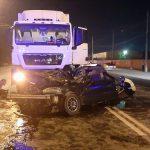 18-летняя девушка и 23-летний мужчина погибли в ночном ДТП в Новосибирске