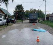 В полиции Бердска установили личность жертвы сегодняшней аварии на перекрёстке