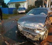 Рассёк лоб водитель иномарки в столкновении с отечественным авто в Бердске