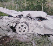 Погиб на «встречке» молодой водитель «Тойоты» под Новосибирском