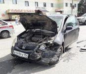 В Бердске разыскивается белый Chevrolet Cruze с цифрами в госномере 177