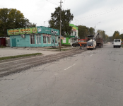 55 тысяч квадратных метров дорог отремонтировали в Бердске с начала 2020 года