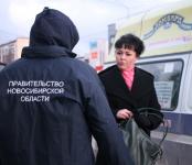«Безмасочникам» — бой: минтранс и власти Бердска продолжают контролировать соблюдение масочного режима в общественном транспорте