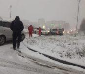 Замглавы Бердска передал срочное предупреждение для водителей и пешеходов