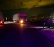 Один человек погиб и трое получили травмы, в том числе ребёнок, на федеральной трассе в НСО
