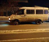 Пьяный «гонщик» на «газели» наехал на легковушку в Бердске