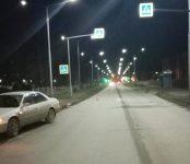 19-летнюю девушку травмировала иномарка на пешеходном переходе в Бердске
