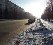 Универсал «Ниссан» сбил 60-летнюю женщину в центре Бердска