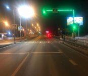 Вахтовый автобус сбил на трассе Р-256 в Бердске 19-летнего мужчину