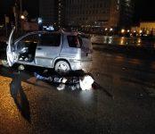 Погиб 34-летний водитель «Тойоты» в Ленинском районе Новосибирска