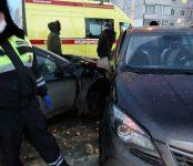 Годовалый малыш пострадал в автоаварии в Бердске