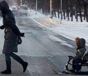 Предупреждает ГИБДД: детским санкам на дорогах Бердска не место!