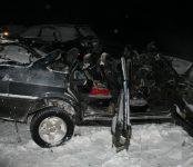Погибли два человека в ДТП в Барабинском районе НСО