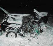 Один человек погиб и трое госпитализированы из-за лобового столкновения двух ТС в Черепановском районе НСО