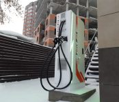 Первая «АЗС» для электромобилей появилась в Бердске