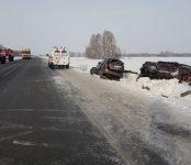 На трассе Р-256 произошло ДТП с гибелью трёх человек