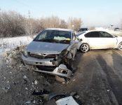 Очередная авария из-за дорожной колеи произошла в Бердске