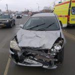 В ГИБДД региона рассказали о ДТП на трассе в Бердске с тремя пострадавшими
