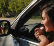 ПДД на площади и фигурное катание на автодроме исполнят девушки на личных авто в Бердске