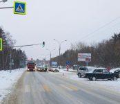 В ДТП на трассе Р-256 в Бердске травмирован пожилой водитель «семёрки»