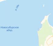 Заблудились двое рыбаков на Новосибирском водохранилище