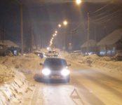 Полицейская «ГАЗель» попала в ДТП на перекрёстке в Бердске