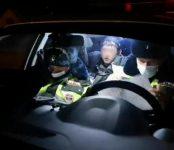 В ГИБДД региона рассказали о мероприятии «Нетрезвый водитель», прошедшем в минувшие выходные — с 12 по 14 февраля